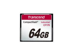 TRANSCEND CFCard 4GB Industrial UDMA5