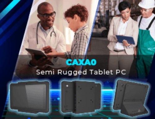 Avalue Launches CAXA0, a Medical-Grade Semi-Rugged Tablet PC